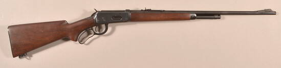 Winchester model 64  30 W.C.F lever action rifle