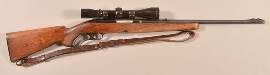 Winchester model 88 .308 lever action rifle