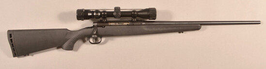 Savage Axis Model 30-06 bolt action rifle