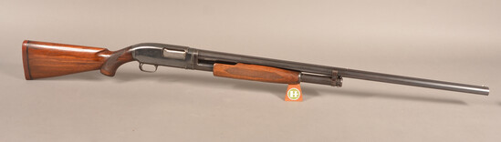 Winchester mod. 12 12ga. Standard Trap Shotgun