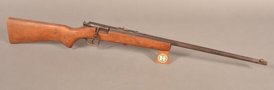 J. Stevens Springfield mod. 15 .22 Bolt Action Rifle