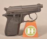 Beretta 21A .25 cal. Handgun