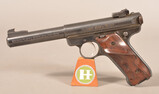 Ruger MKII .22 LR Handgun