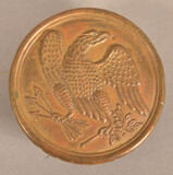 US regulation 1826 Pattern Belt Plate