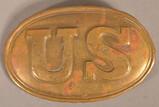 US Regulation 1839 Pattern Belt plate