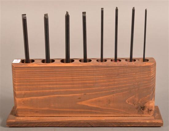 Set of Forester/Bonanza Gunsmithing Screwdrivers