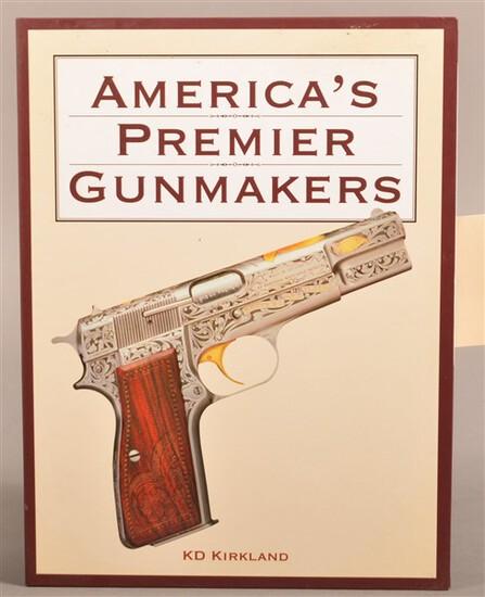 4-Volume Set of America's Premier Gunmakers