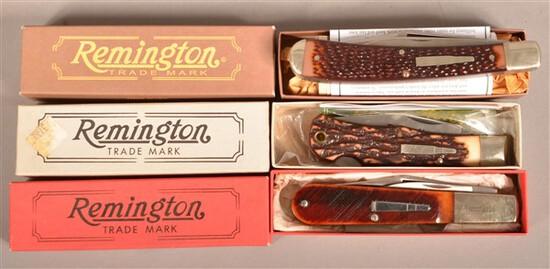 3 Remington Bullet Knives
