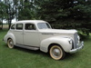 1941 Packard 110 4-door sedan