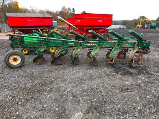 Oliver 546 6 Bottom Plow