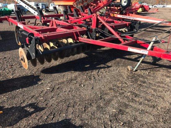 BushHog 11 shank disc chisel plow