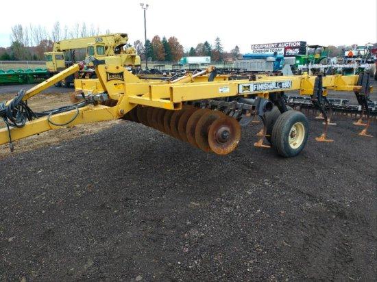 Landoll 850 Soil Finisher