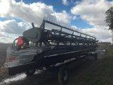 Gleaner Agco 9250 36' draper grain platform