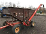 Gravity Wagon w/ Seed Auger