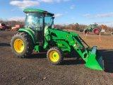 2015 John Deere 4044R Tractor