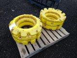 6 - 7000 & 8000 JD Series Wheel Weights