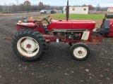 International 284 Tractor