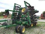 1997 John Deere 1850 30' Air Seeder