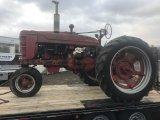 '44 Farmall M Tractor