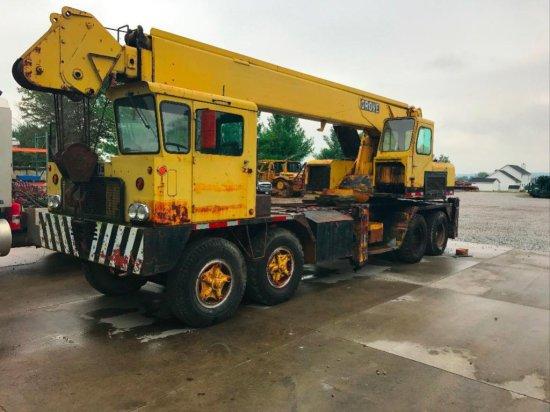Grove TM225T Crane