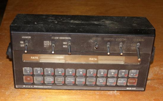 Raven 440 monitor