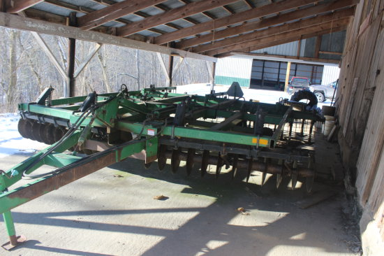 John Deere 724 (16') mulch finisher