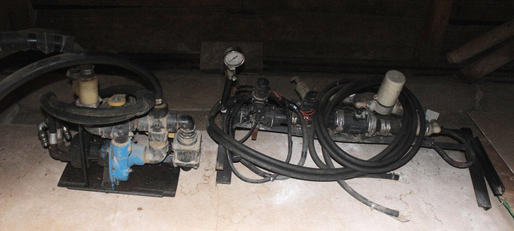 HyPro Hyd. pump & flow meter