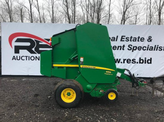 John Deere 459 Silage Special     Auctions Online   Proxibid