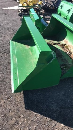 John Deere Loader Bucket for Global Carrier 73""