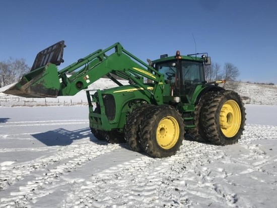 '06 John Deere 8420 Tractor