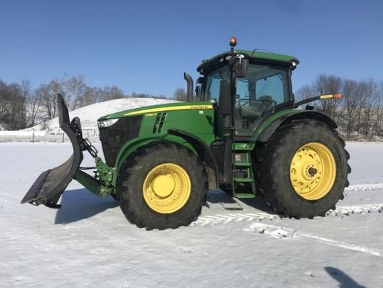 John Deere 7260R Tractor