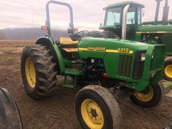John Deere 5210 Tractor