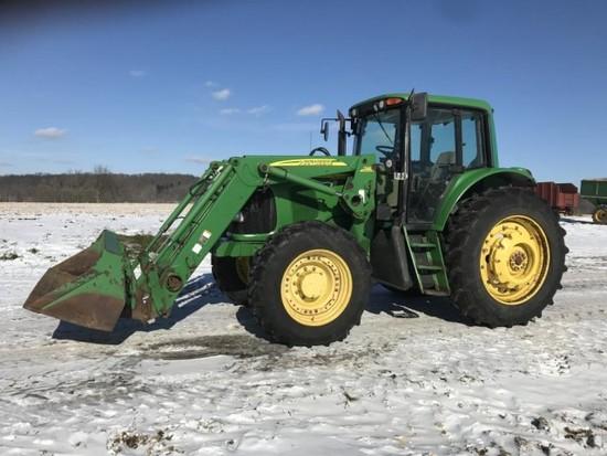 2004 John Deere 7420 Tractor