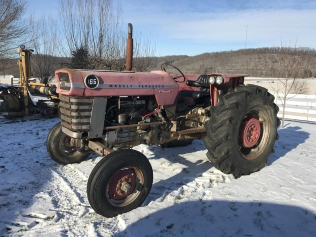 Massey Ferguson 165 gas tractor