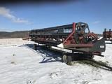 Case IH 1020 25' grain platform