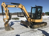 CAT 305C mini excavator, C/H/A
