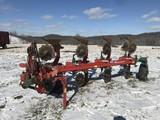 Kverneland ES95 4 bottom 3pt rollover plow