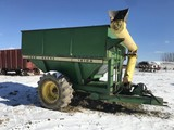 John Deere 1210A grain cart, roll tarp, 1000 pto