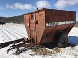 Hinson 810 grain cart (needs work)