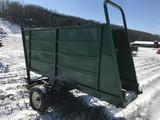 Big Valley portable loading chute