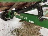 Unverferth 25' header cart