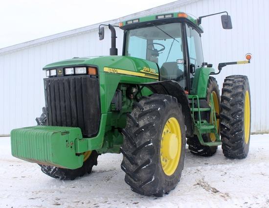 Carmony Farms Equipment Auction