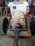 Generac 40 KW (540) pto generator on cart