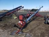 GSI 10x62 transport pto grain auger w/power swing away