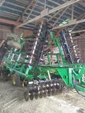 JD mod. 726 mulch finisher