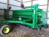 JD 1590 15' No-Til grain drill w/seeder