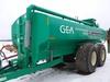 Houle mod. EL-54 6000 gal. liquid manure tanker