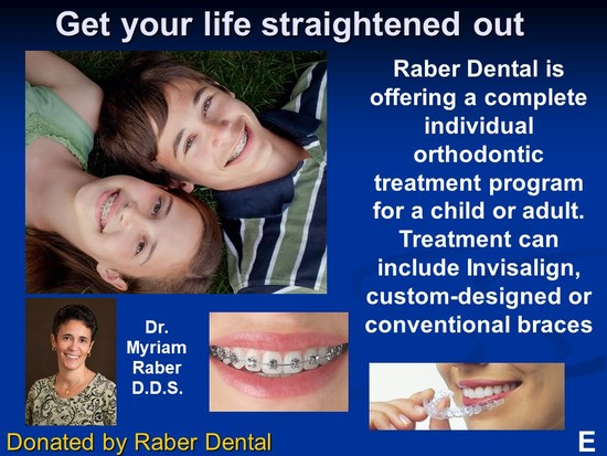Complete Orthodontic Services for one person from Raber Dental