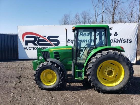 John Deere 6430 Premium Tractor