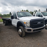 2011 Ford Super duty Rollback